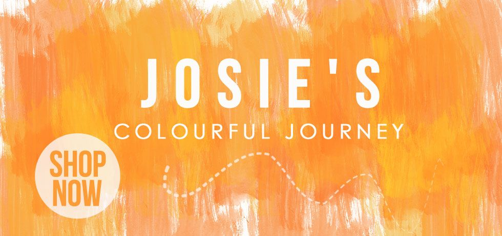 Welcome to Josie's Colourful Journey!