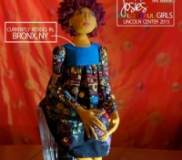 2015 Cloth Doll #5-Bronx NY